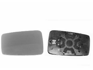 Verre de rétroviseur, rétroviseur extérieur - VAN WEZEL - 0320838