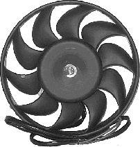 Ventilateur, refroidissement du moteur - VWA - 88VWA0322748