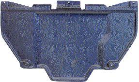 Insonoristaion du compartiment moteur - VWA - 88VWA0325702