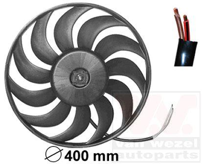 Ventilateur, refroidissement du moteur - VAN WEZEL - 0325747