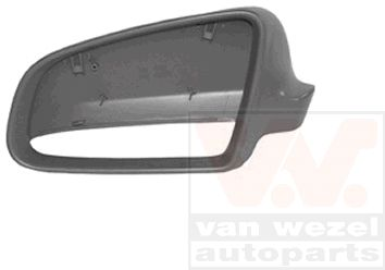 Revêtement, rétroviseur extérieur - VAN WEZEL - 0325841