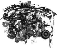 Kit de montage, choc avant - VWA - 88VWA0326795