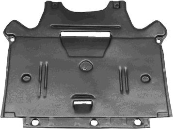 Insonoristaion du compartiment moteur - VAN WEZEL - 0327702