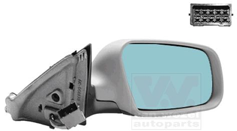 Rétroviseur extérieur - VWA - 88VWA0331816