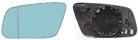 Verre de rétroviseur, rétroviseur extérieur - VWA - 88VWA0331837