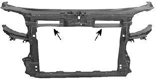 Revêtement avant - VWA - 88VWA0332668
