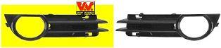 Grille de ventilation, pare-chocs - VWA - 88VWA0333594