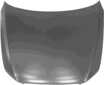 Capot-moteur - VAN WEZEL - 0380670