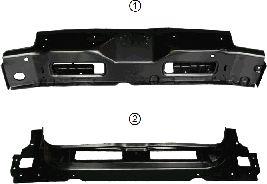 Panneau arrière - VWA - 88VWA0502634