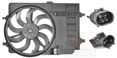 Ventilateur, refroidissement du moteur - VWA - 88VWA0502746