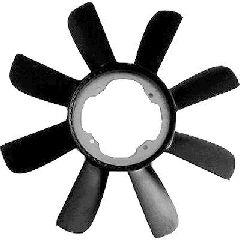 Roue du souffleur, refroidissement  du moteur - VAN WEZEL - 0620743