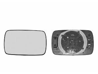 Verre de rétroviseur, rétroviseur extérieur - VAN WEZEL - 0620831
