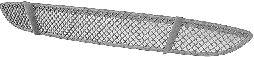 Grille de ventilation, pare-chocs - VAN WEZEL - 0627590
