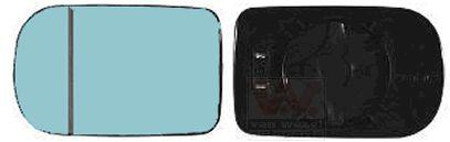 Verre de rétroviseur, rétroviseur extérieur - VWA - 88VWA0639830