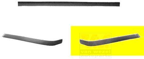 Baguette et bande protectrice, pare-chocs - VAN WEZEL - 0640554