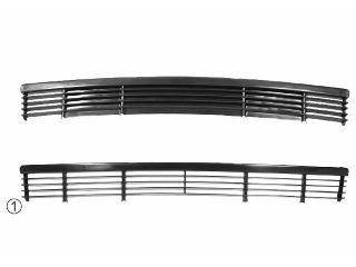 Grille de ventilation, pare-chocs - VWA - 88VWA0640599