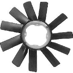 Roue du souffleur, refroidissement  du moteur - VAN WEZEL - 0640742