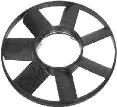 Roue du souffleur, refroidissement  du moteur - VAN WEZEL - 0640743