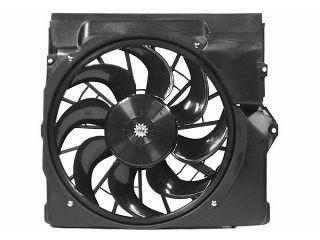 Ventilateur, condenseur de climatisation - VAN WEZEL - 0640751