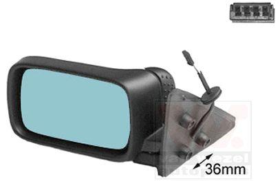 Rétroviseur extérieur - VAN WEZEL - 0640808