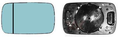 Verre de rétroviseur, rétroviseur extérieur - VWA - 88VWA0640833