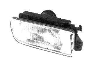 Projecteur antibrouillard - VAN WEZEL - 0640997