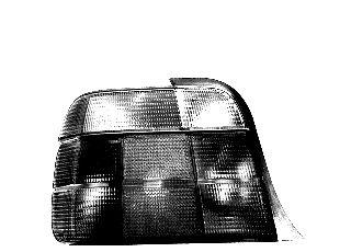 Feu arrière - VAN WEZEL - 0641931