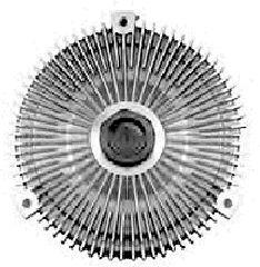 Embrayage, ventilateur de radiateur - VAN WEZEL - 0646738