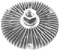 Embrayage, ventilateur de radiateur - VAN WEZEL - 0646739