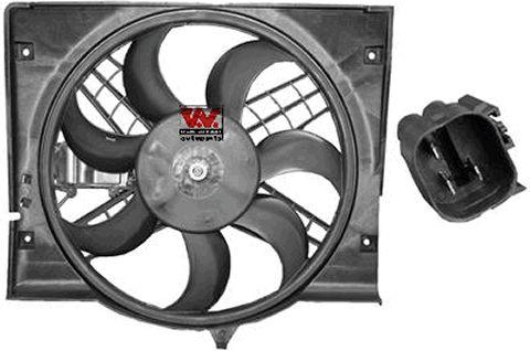Ventilateur, refroidissement du moteur - VAN WEZEL - 0646747