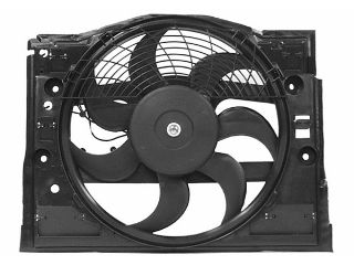 Ventilateur, condenseur de climatisation - VAN WEZEL - 0646751