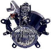 Projecteur antibrouillard - VAN WEZEL - 0649999