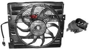 Ventilateur, condenseur de climatisation - VAN WEZEL - 0650751