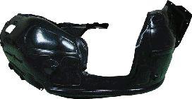 Garniture, passage de roue - VAN WEZEL - 0655434