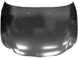 Capot-moteur - VAN WEZEL - 0655660