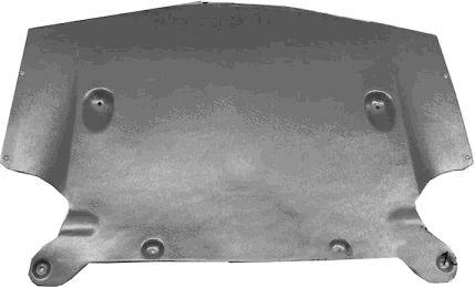 Insonoristaion du compartiment moteur - VAN WEZEL - 0655701