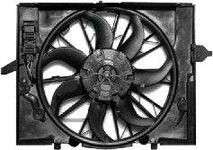 Ventilateur, refroidissement du moteur - VAN WEZEL - 0655746