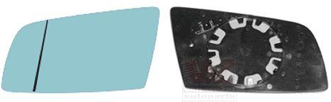 Verre de rétroviseur, rétroviseur extérieur - VAN WEZEL - 0655838