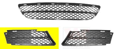 Grille de ventilation, pare-chocs - VAN WEZEL - 0657592