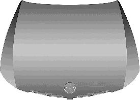 Capot-moteur - VAN WEZEL - 0657660
