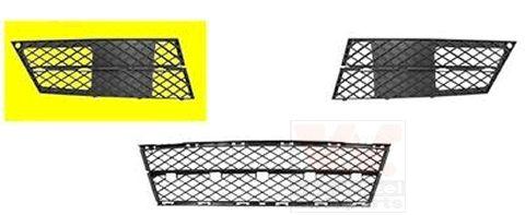 Grille de ventilation, pare-chocs - VAN WEZEL - 0661592