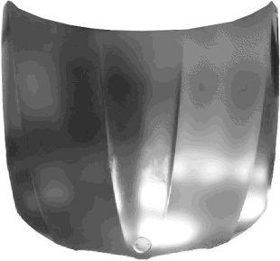 Capot-moteur - VAN WEZEL - 0667660