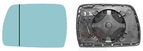 Verre de rétroviseur, rétroviseur extérieur - VAN WEZEL - 0680838