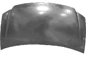 Capot-moteur - VAN WEZEL - 0733660