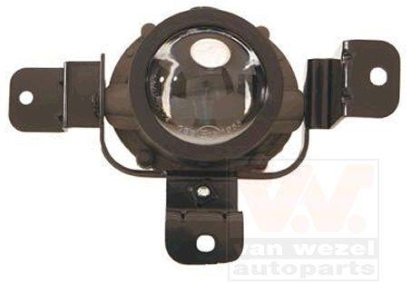 Projecteur antibrouillard - VAN WEZEL - 0808997