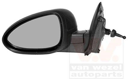Rétroviseur extérieur - VAN WEZEL - 0817803