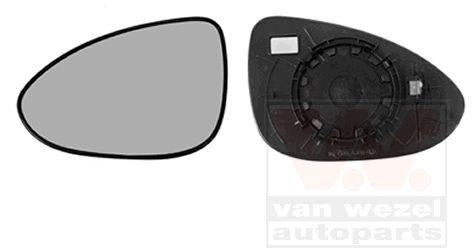 Verre de rétroviseur, rétroviseur extérieur - VWA - 88VWA0817831