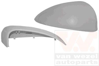 Revêtement, rétroviseur extérieur - VAN WEZEL - 0817844