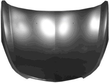 Capot-moteur - VAN WEZEL - 0820660