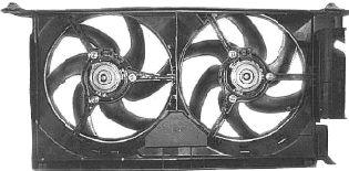 Ventilateur, refroidissement du moteur - VAN WEZEL - 0903751